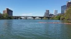 The Colorado River...in Austin